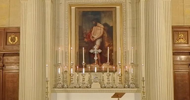 8th Sunday after Trinity Mass