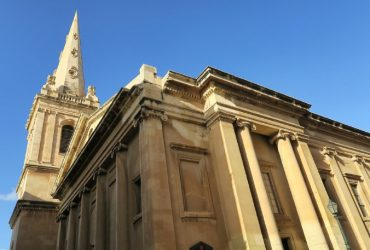Urgent work to start on restoration of  St Paul's Anglican Pro-Cathedral